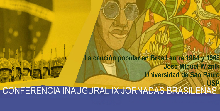 Conferencia Inaugural IX Jornadas Brasileñas. 1° de septiembre.