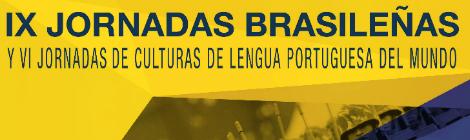 IX Jornadas Brasileñas. 1 y 2 de septiembre.