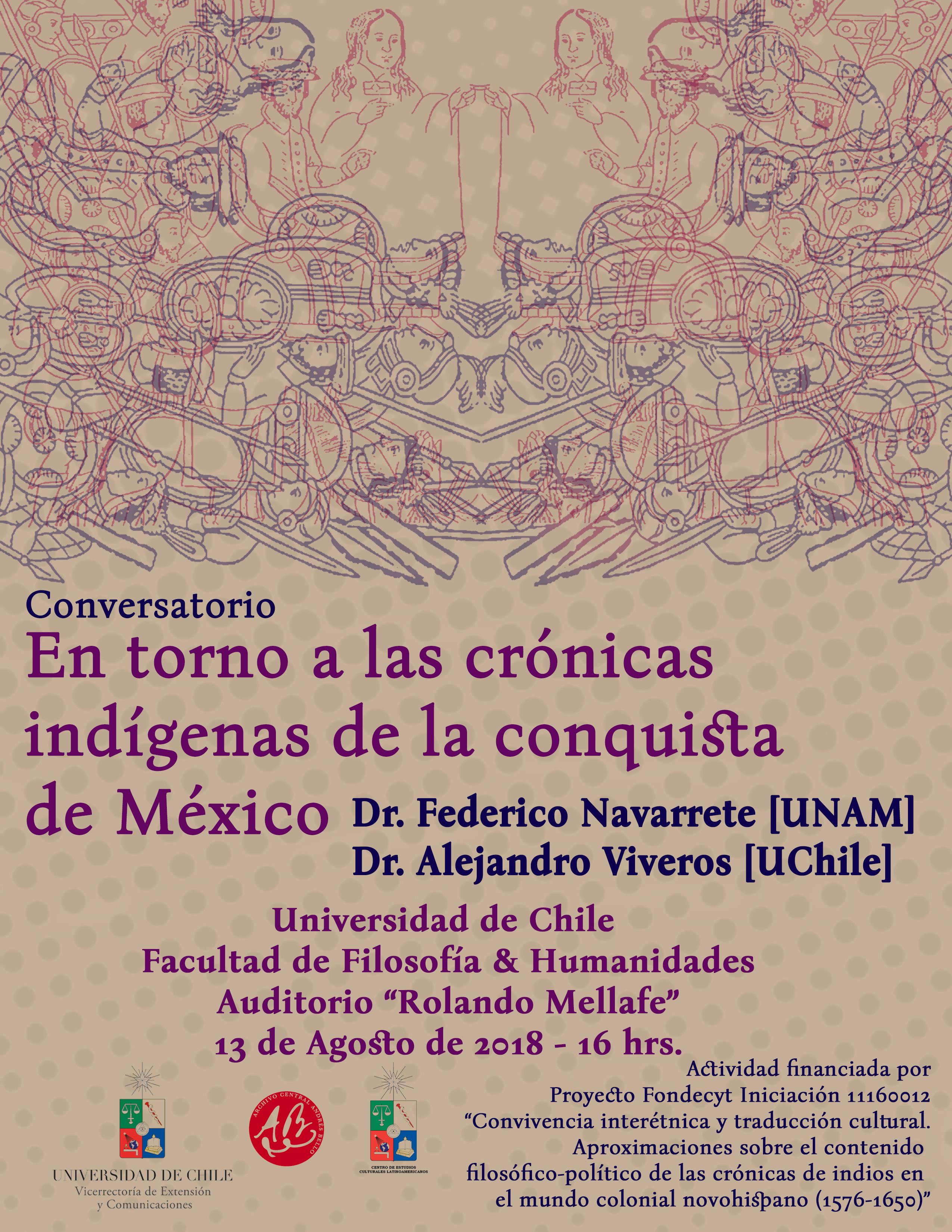 Conversatorio en torno a las cr nicas ind genas de la for Viveros en nunoa